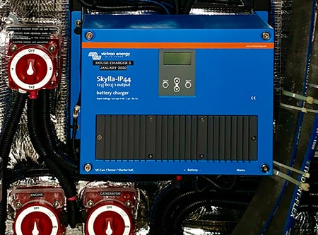 Battery Charger and Inverter
