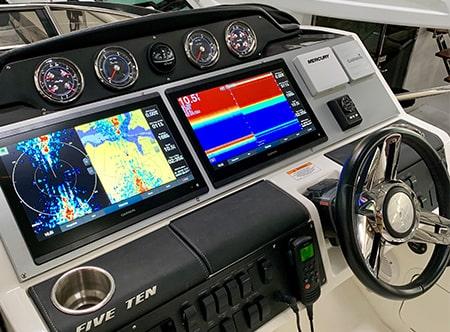 Electronics and Navigation System