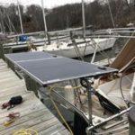 Installing Solbian vs Solara Solar Panels with 22% Efficient Sun Power Cells