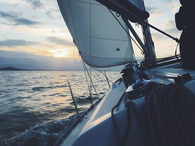 the importance of gps on your boat marine electric systems